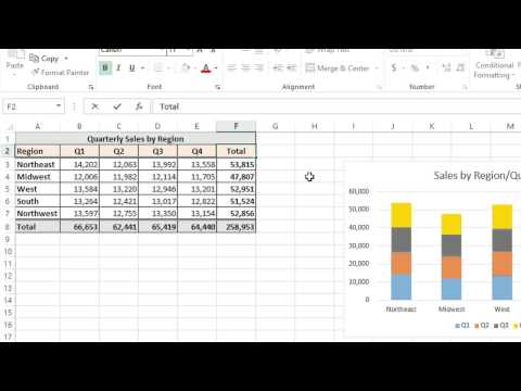 How to Switch to Editing Mode in Excel : Microsoft Office Lessons