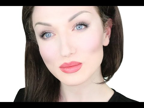 Soft Makeup For Extremely Pale Skin | John Maclean
