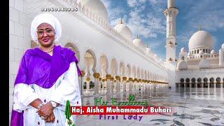 Aisha Buhari Sabuwar Waka Video 2019 Rabiu Dalle