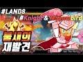 [쿠키런] 랜드8 무한 질주로 고득점 빌드 | Land8 Knight Cookie & Magmabird CROB