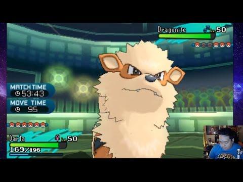 Arcanine Refuses to Lose Pokemon Sun/Moon 6v6 Singles WiFi Battle