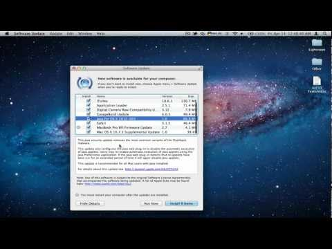 URGENT: How to Check if you Have the Recent Mac Virus!