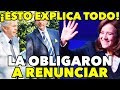 ¡YA SALIÓ EL PEINE! Obligaron a Margarita que RENUNCIE a su candidatura y le EXIGEN apoye al SISTEMA