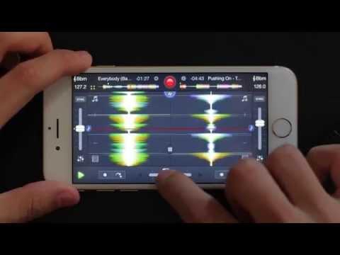 DJ Ravine's iPhone 6 and djay 2 Electro/Future/House mix
