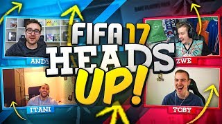 FUNNIEST CARD IN FIFA! HEADS UP FIFA GUESS WHO CHALLENGE! FIFA 17 ULTIMATE TEAM