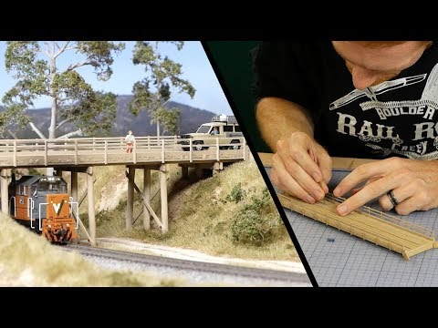 Build an AWESOME bridge - Realistic Scenery Volume 10