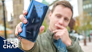 Nokia 9 PureView - Best Phone Camera? [EPIC USA Road Trip]