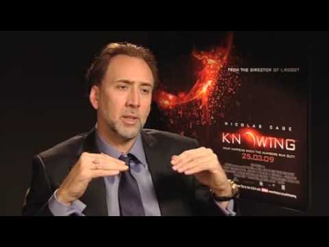 Nicolas Cage and the Manchester Tart...