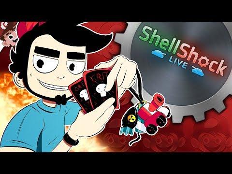 CHILLED WANTS A BILLION DAMAGE! (Shellshock Live w/ Friends)