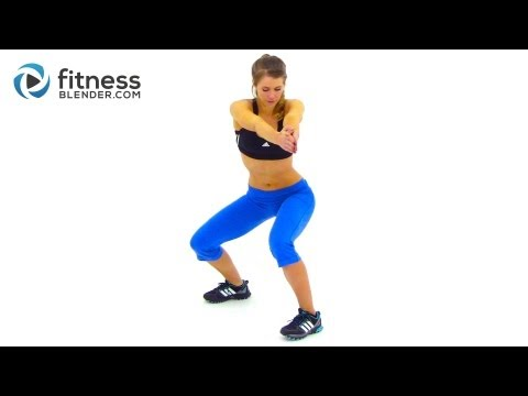 Fitness Blender Standing Ab Workout - Toning Standing Abs Exercises