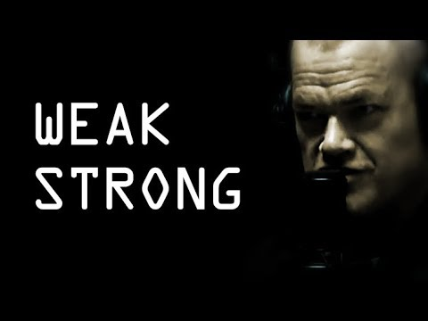 Being Weak and Strong at The Same Time  - Jocko Willink