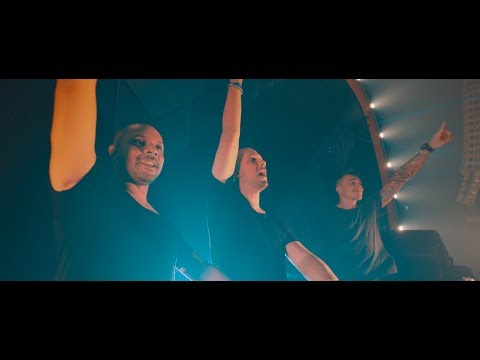 Headhunterz, Wildstylez & Noisecontrollers - No One Can Stop Us Now