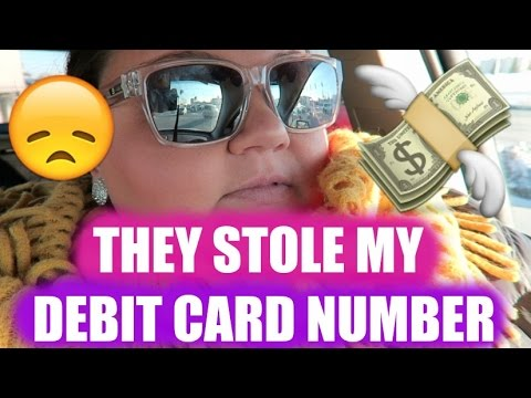 THEY STOLE MY DEBIT CARD NUMBER :(    ♡ VLOGMAS DAY 15//VLOG 113