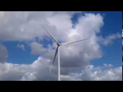 Graceful Wind Turbines