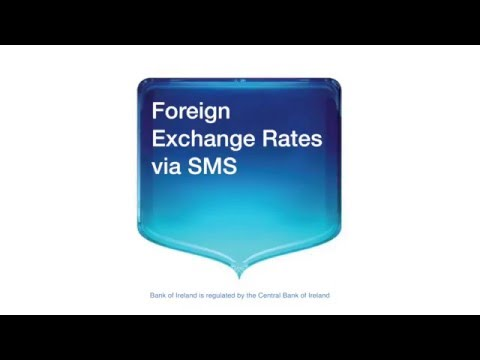 SMS Foreign Currency Rates