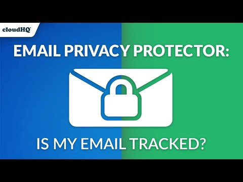FREE! Protect your privacy with an email tracking blocker