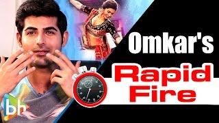 Omkar Kapoor's Funny Rapid Fire On Deepika | SRK | Salman | Aamir | Holi