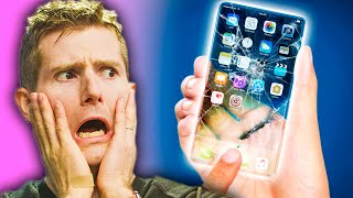 An ALL-GLASS iPhone!?