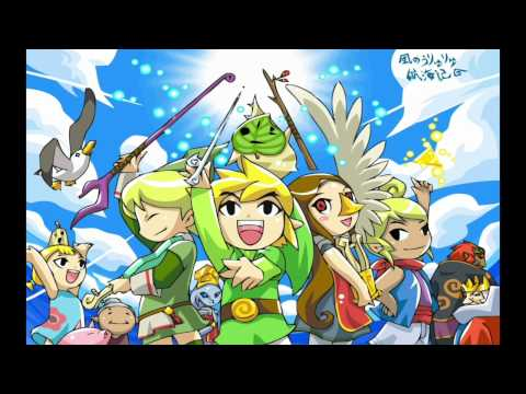 Epic and Motivational Legend of Zelda Music (part 1/3!)