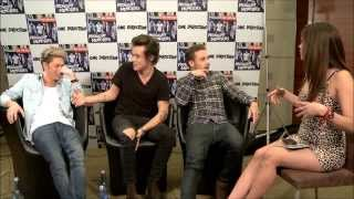 Interview with One Direction