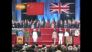 Cuando Hong Kong volvió a China