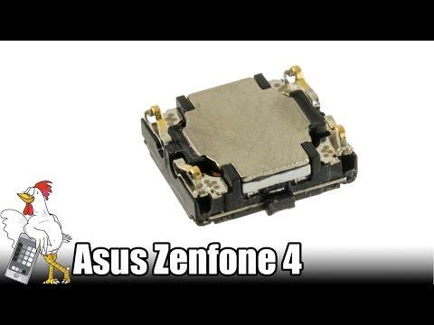 Guía del Asus Zenfone 4: Cambiar auricular
