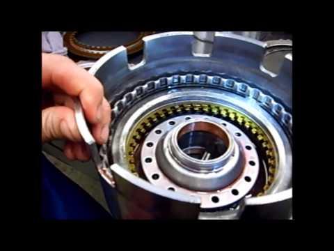 Clutch piston leaks, Over stroke piston