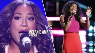 Who Sang it Better Contestants on The Voice, X Factor, & American Idol Compete