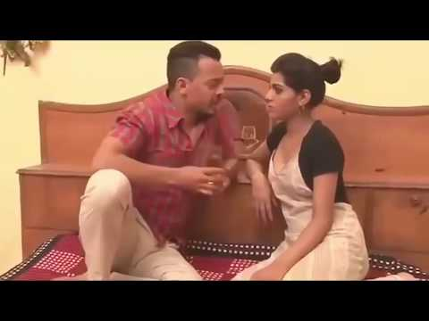 Indian teen girl & old man hotel room hot sexy video
