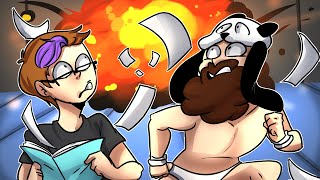 This Video BLOWS...UP! + Mini Makes Me SPIT TAKE! - KEEP TALKING AND NO ONE EXPLODES
