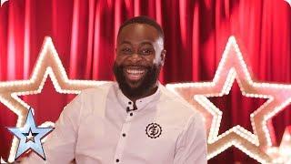 Quickfire Questions With Simon's Golden Buzzer Act, Kojo Anim   BGT 2019