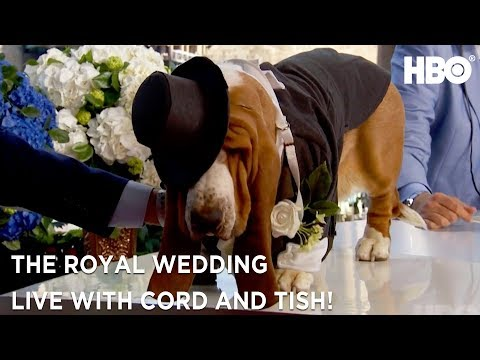 'Manfred the Dog' | The Royal Wedding Live with Cord & Tish | HBO