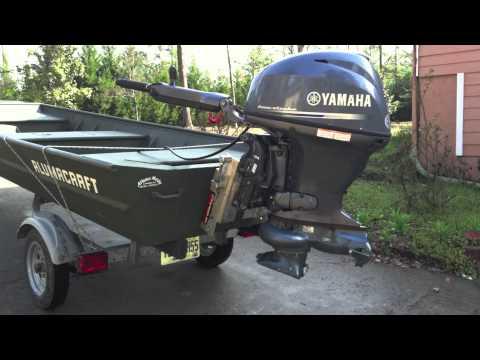 Yamaha Jet Motor For River Application