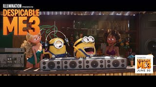 Despicable Me 3 - In Theaters Jun 30 - TV Spot 3 (HD)