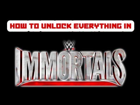 How to Unlock Everything in WWE : Immortals (No Root/No PC) for Free on Android