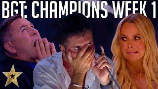 Britain's Got Talent: The Champions   Auditions   WEEK 1   Got Talent Global