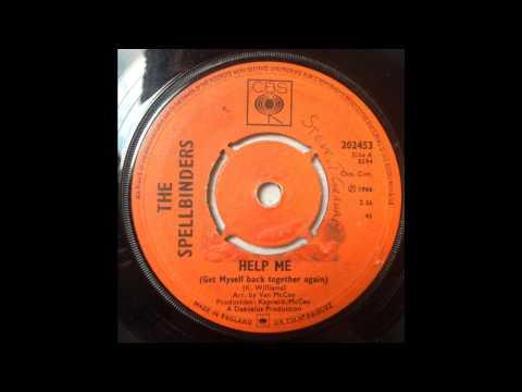 The Spellbinders - Help Me (Get Myself Back Together Again) - CBS