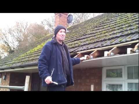 Roof Strut Repair 1