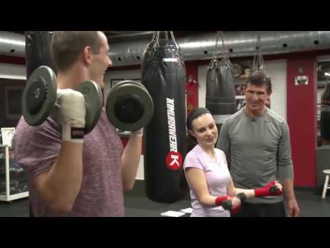 Go Boxing with ATW's Molly & Anthony