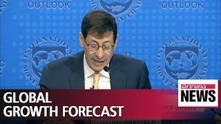 World economy to grow 3.9% this year: IMF