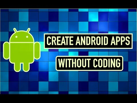 Create an android app without coding offline and it's free | build android app | Tech Game & apps
