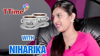 Ttime Talk show with Niharika | Interview | D Juniors | Gupshup | Ttime News