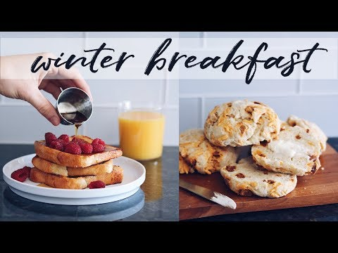 Easy Vegan Winter Breakfast Ideas!