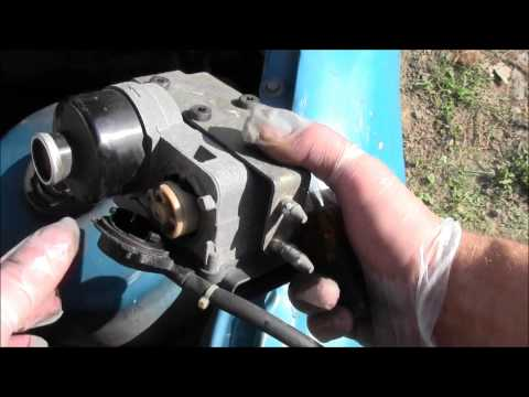 How to Replace Speed Control Servo