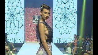 Tyramona By Decy Ramona Spring 2019  | Ifwd International Dubai Fw 2018 - Fashion Channel