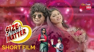 Size Doesn't Matter | Bangla New Short Film 2019 | Tasty Treat Love Bites | Shamim Hasan | Moushumi