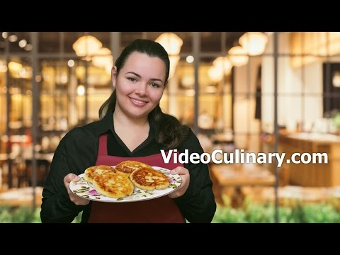 Cheese Pancakes Recipe - Video Culinary