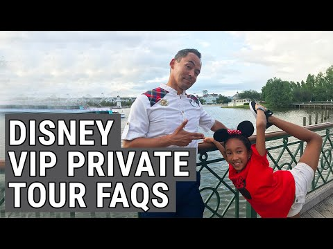 Disney World VIP Tour FAQs - I Answer All Questions About Disney World VIP Tour - Top Flight Family