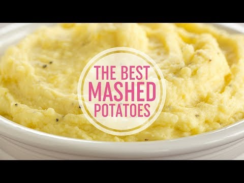 The Best Mashed Potatoes Recipe