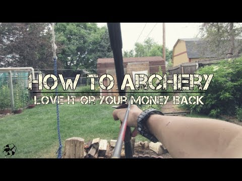 Archery Basics: How to get started
